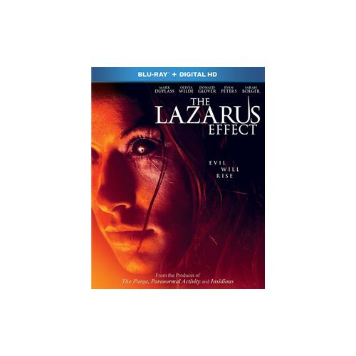 LAZARUS EFFECT (BLU-RAY/DIGITAL HD/WS-2.40) 24543104827