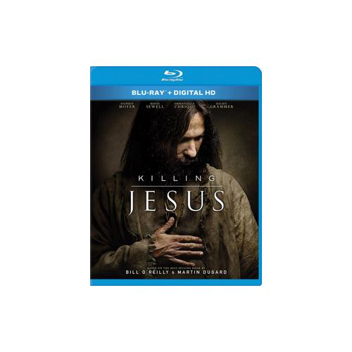 KILLING JESUS  (BLU-RAY/DIGITAL HD/WS-1.78) 24543118664