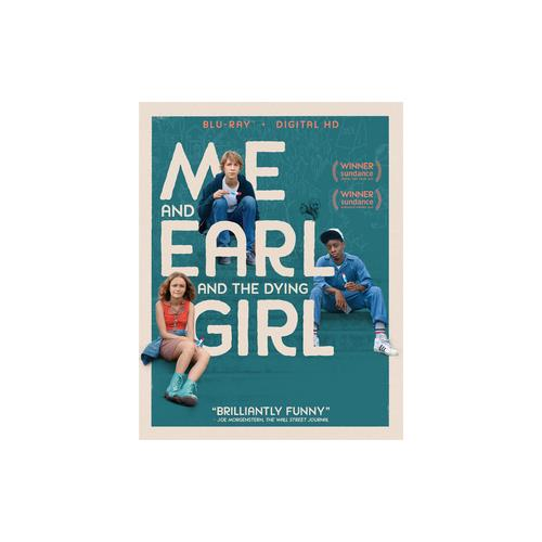ME & EARL & THE DYING GIRL (BLU-RAY/DIGITAL HD/WS-2.40/ENG-SDH-FR-SP SUB) 24543146698