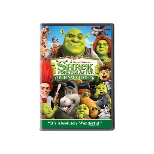 SHREK 4 FOREVER AFTER (DVD/WS) 97361329642