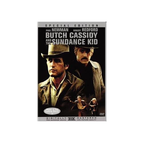 BUTCH CASSIDY & THE SUNDANCE KID (DVD/SPECIAL ED/SENSORMATIC) 24543002567