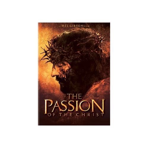 PASSION OF THE CHRIST (DVD/WS/SENSORMATIC) 24543129752