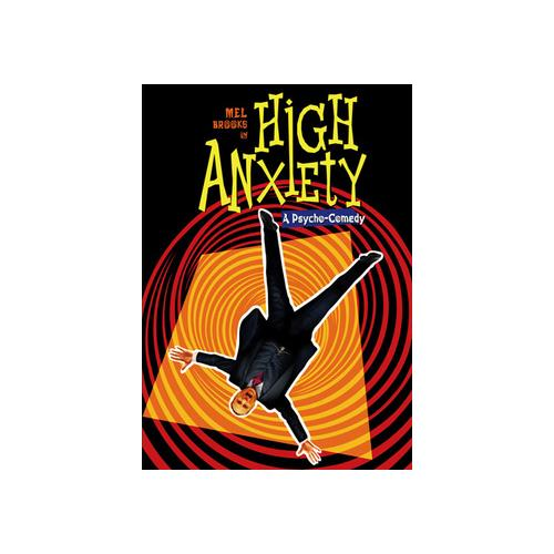 HIGH ANXIETY (DVD) 24543167198