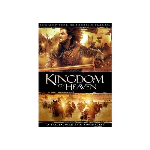 KINGDOM OF HEAVEN (DVD/WS-2.35/2 DISC/SENSORMATIC) 24543206408