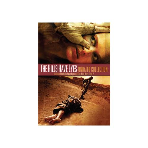 HILLS HAVE EYES/HILLS HAVE EYES 2 (DVD/2PK/UNRATED/SAC) 24543545255