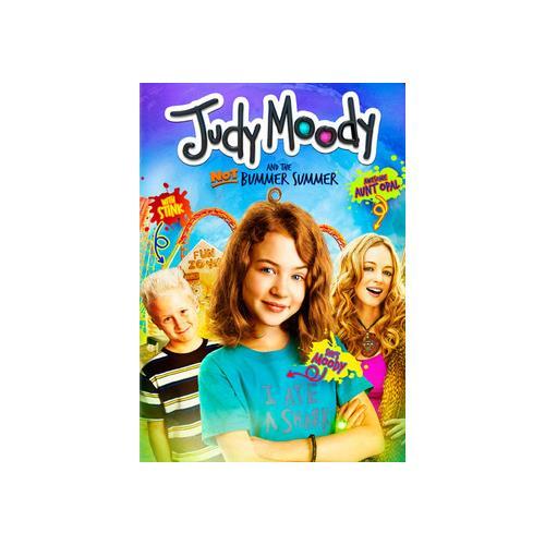 JUDY MOODY & THE NOT BUMMER SUMMER (DVD/WS-1.85/ENG-SP SUB) 24543774693