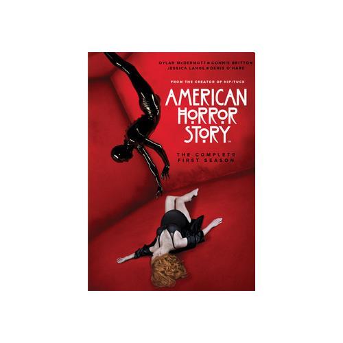 AMERICAN HORROR-SEASON 1 (DVD/4DISC/WS/1.78:1/5.1 DOL DIG) 24543805311