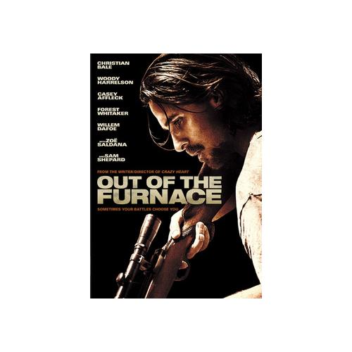 OUT OF THE FURNACE (DVD/WS-2.40/ENG-SP SUB) 24543890553