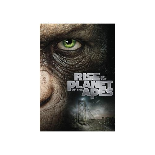 RISE OF THE PLANET OF THE APES (DVD/WS/RE-PKGD) 24543749851