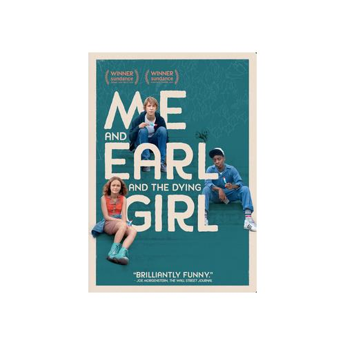 ME & EARL & THE DYING GIRL (DVD/WS-2.40/ENG-SDH-SP-FR SUB) 24543146315