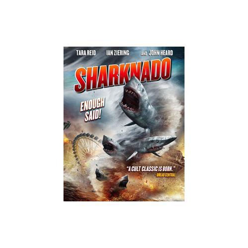 SHARKNADO (2013/BLU-RAY) 18713607911