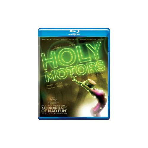 HOLY MOTORS (BLU RAY/WS/FRENCH) 883476092430
