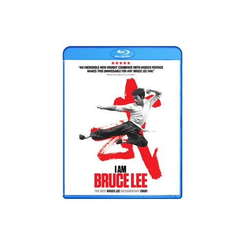 I AM BRUCE LEE (BLU RAY) 826663138108