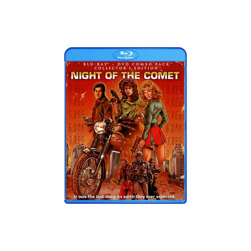 NIGHT OF THE COMET-COLLECTORS EDITION (BLU-RAY/DVD COMBO/2 DISC/WS) 826663144369