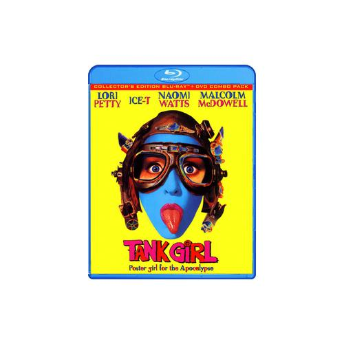 TANK GIRL-COLLECTORS EDITION BLU RAY/DVD COMBO (2DISCS/WS) 826663144840