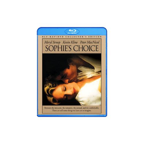 SOPHIES CHOICE-COLLECTORS EDITION (BLU-RAY/DVD COMBO/2 DISC/WS) 826663144888