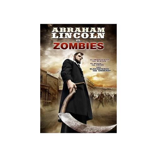 ABRAHAM LINCOLN VS ZOMBIES (DVD) 18713592842