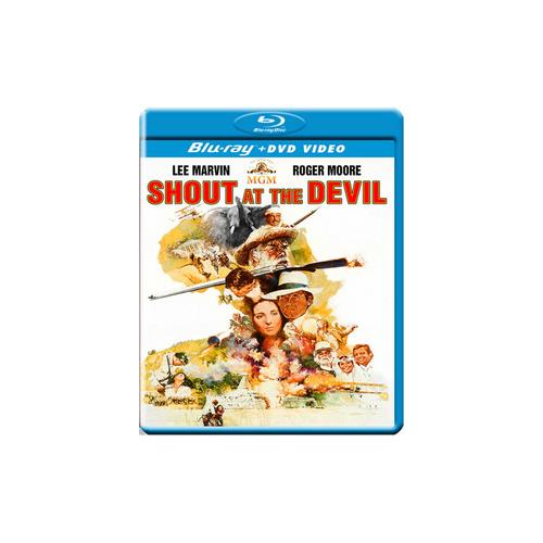 SHOUT AT THE DEVIL BLU RAY/DVD COMBO (WS) 11301206329
