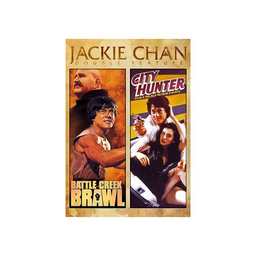 BATTLE CREEK BRAWL/CITY HUNTER (DVD) (JACKIE CHAN) (WS) 826663141597