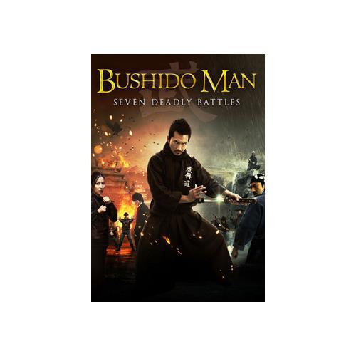BUSHIDO MAN-SEVEN DEADLY BATTLES (DVD) (WS/1.85:1) 826663150100