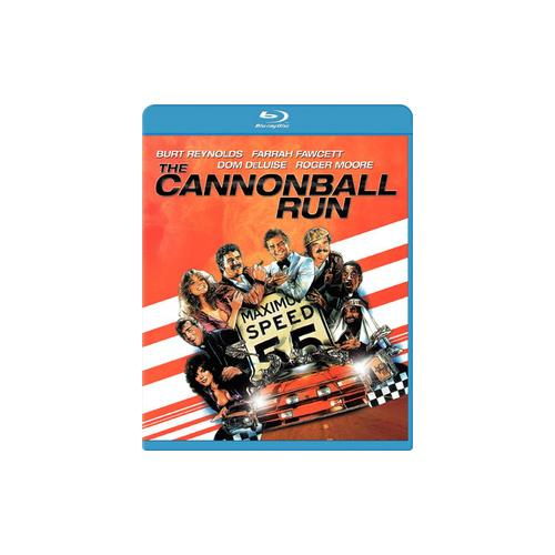 CANNONBALL RUN (BLU-RAY) 883929186327