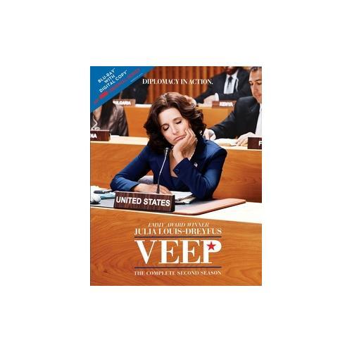 VEEP-COMPLETE 2ND SEASON (BLU-RAY/DIGITAL COPY/ULTRAVIOLET/2 DISC/FF-16X9) 883929355624
