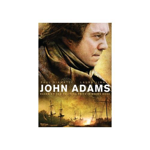 JOHN ADAMS (DVD/3 DISC/RE-PKGD) 883929335459