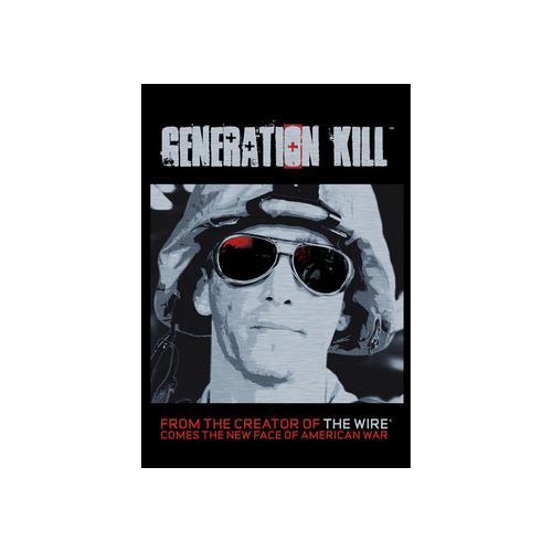 GENERATION KILL (DVD/3 DISC/4:3 TRANSFER) 883929029280