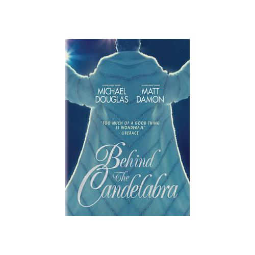 BEHIND THE CANDELABRA (DVD) 883929348657