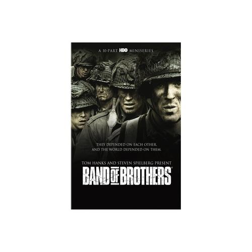 BAND OF BROTHERS (DVD/WS/6 DISC/RE-PKGD/VIVA) 883929461578