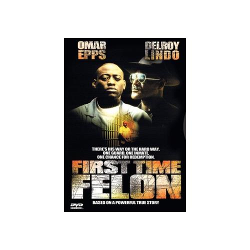 FIRST TIME FELON (DVD) 26359146527