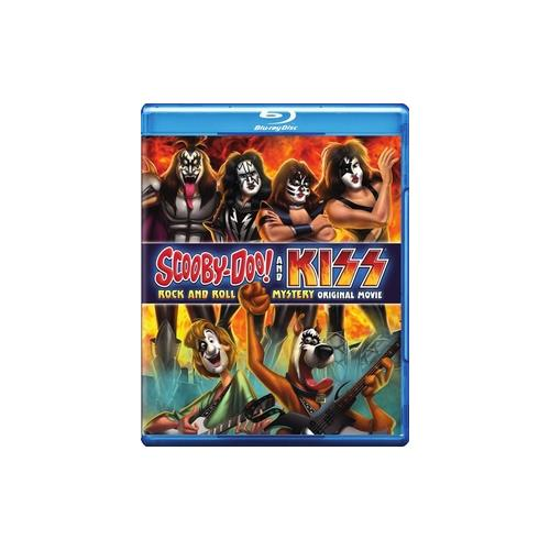 SCOOBY-DOO & KISS-ROCK & ROLL MYSTERY (BLU-RAY/DVD/ULTRA-VIOLET/2 DISC/FF) 883929428601