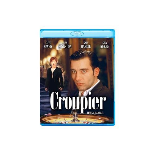 CROUPIER (BLU RAY) (16X9/WS/1.78:1) 759731711029