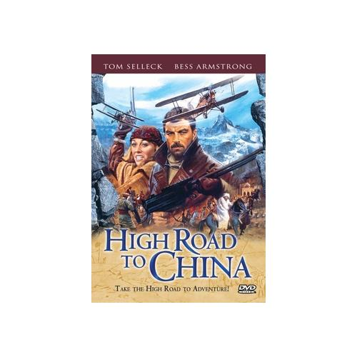 HIGH ROAD TO CHINA (DVD) (OPT ENG SUB FOR HEARING IMPAIRED) 759731413725