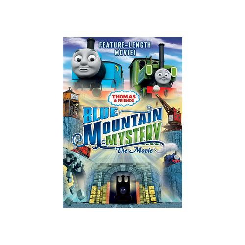 THOMAS & FRIENDS-BLUE MOUNTAIN MYSTERY THE MOVIE (DVD) (WS/ENG) 884487112711