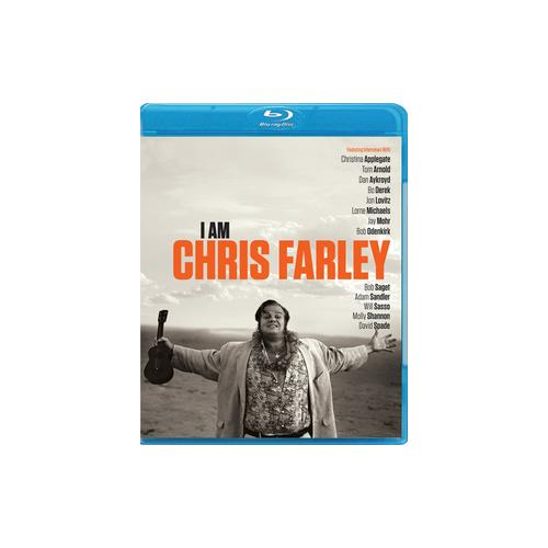 I AM CHRIS FARLEY (BLU-RAY) 829567115824