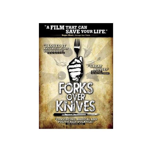 FORKS OVER KNIVES (DVD) 829567076026