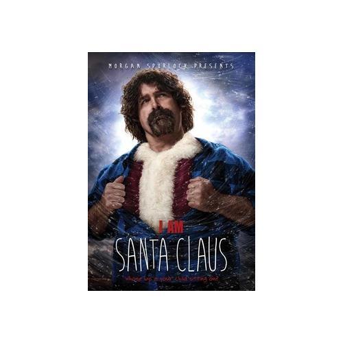 I AM SANTA CLAUS (DVD/WS) 829567107027