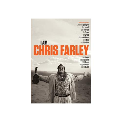 I AM CHRIS FARLEY (DVD) 829567112823