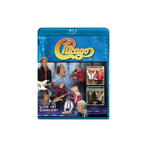 CHICAGO-LIVE IN CONCERT (BLU RAY) 14381711950