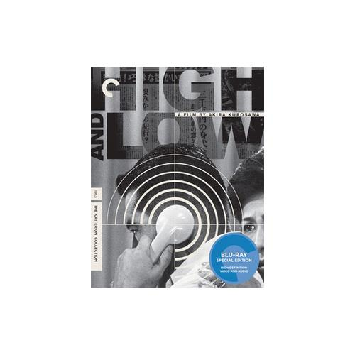 HIGH & LOW (BLU RAY/WS) 715515085915