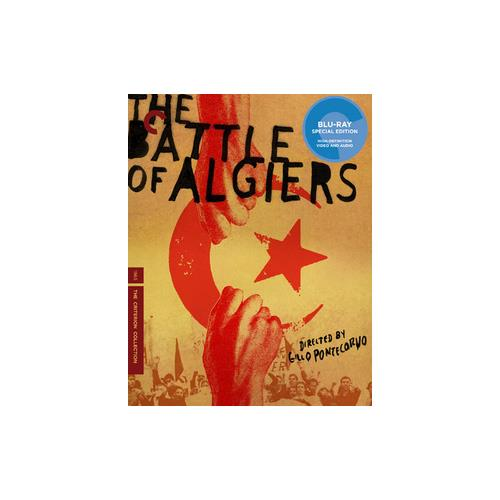 BATTLE OF ALGIERS (BLU RAY) (2 DISCS/WS/1.85:1) 715515085113