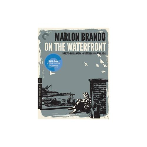 ON THE WATERFRONT (BLU RAY) (WS//FF/1.66:1/1.85:1/1.33:1/B&W/2DISCS) 715515101516