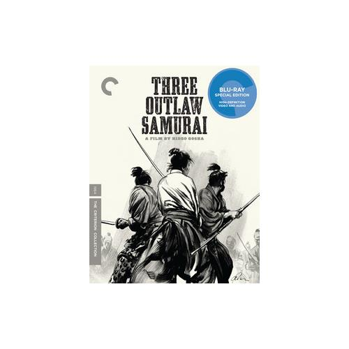 THREE OUTLAW SAMURAI (BLU RAY) (WS/2.35:1) 715515091213