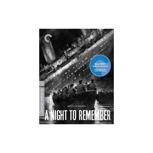 NIGHT TO REMEMBER (BLU RAY) (WS/1.66:1) 715515094214
