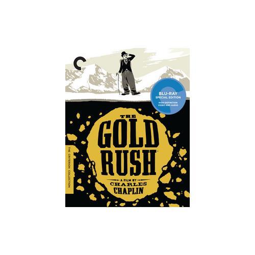 GOLD RUSH (BLU RAY) (FF/1.33:1) 715515095518