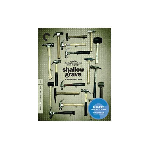SHALLOW GRAVE (BLU-RAY/WS 1.85) 715515094719
