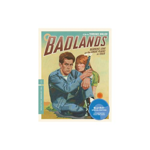 BADLANDS (BLU RAY) (WS/1.78:1) 715515104210