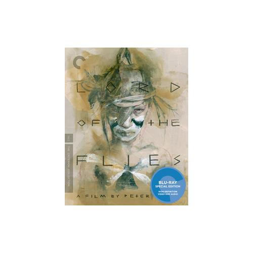 LORD OF THE FLIES (BLU RAY) (WS/1.66:1/B&W) 715515108218