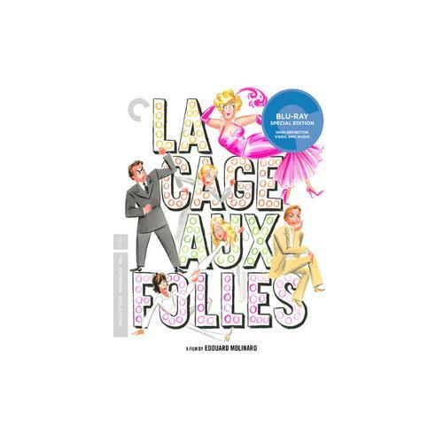 LA CAGE AUX FOLLES (BLU RAY) (FREN/ENG SUB/FF/1.66:1) 715515109819